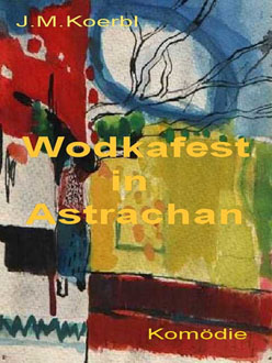 Wodkafest in Astrachan
