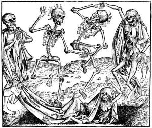 THE DEATH DANCE by Johann Wolfgang von Goethe
