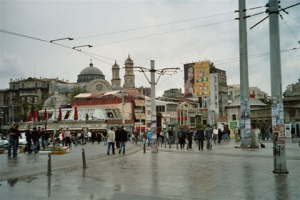 Letzte Woche in Istanbul