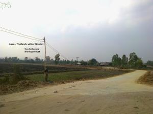 Isaan Thailand wilder Norden
