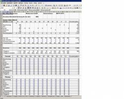 Einnahme- Überschussrechnung EÜR Excel - Formular