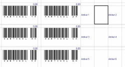 Barcode - Erstellung, eigene Barcodes mit Excel erstellen