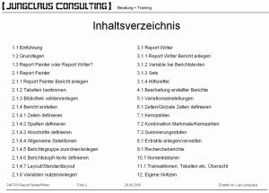 SAP R/3 Report Writer/Report Painter Handbuch über 300 S.