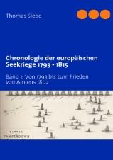 Chronologie der europäischen Seekriege 1793 - 1815