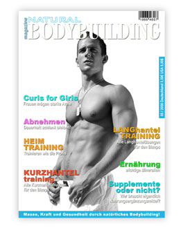natural Bodybuilding magazine 05 / 2008 / BIZEPS
