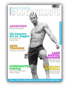 natural Bodybuilding magazine 06 / 2008 / TRIZEPS