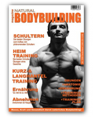 natural Bodybuilding magazine 08 / 2008 / SCHULTERN