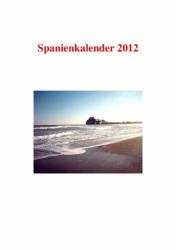 Spanienkalender 2012