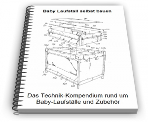 Baby Laufstall Technik Laufgitter Design Entwicklungen