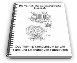 Automobilwerke Eisenach VEB Technik Entwicklungen