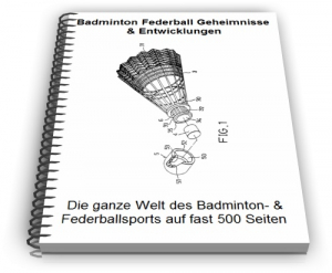Badminton Federball Schläger Technik Entwicklungen
