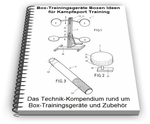 Box Geräte Boxen Kampfsport Training Entwicklungen