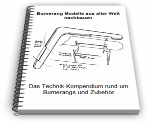 Bumerang Modelle Technik Entwicklungen Design