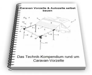 Caravan Vorzelte Autozelte Technik Design Entwicklungen