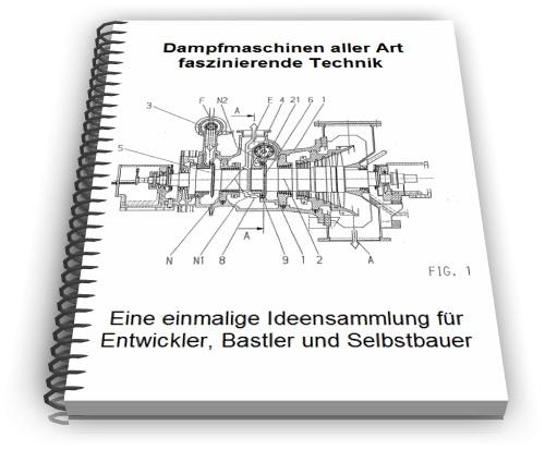 Dampfmaschine Technik Entwicklungen und Design