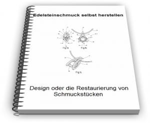 Edelsteinschmuck Technik - Schmuck Design Entwicklungen