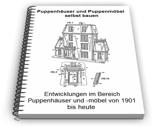 Puppenhaus Puppenmöbel Technik Entwicklungen und Design