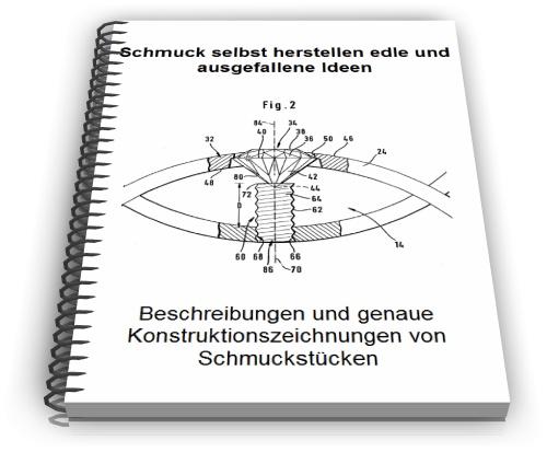 Schmuck Herstellung Technik Entwicklungen und Design