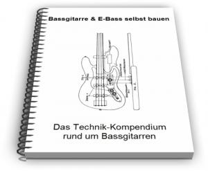 Bassgitarre E-Bass Gitarre Technik und Entwicklungen
