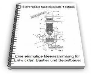 Holzvergaser Holzvergasung Technik Design Entwicklungen