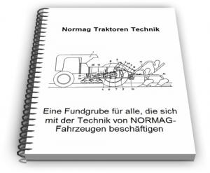 Normag Traktoren Ackerschlepper Schlepper Technik