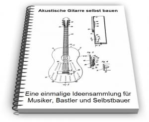 Akustische Gitarre Saiteninstrumente Technik und Design