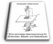 Holzspalter Holz spalten Technik Entwicklungen Design
