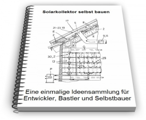 Solarkollektor Solarabsorber Technik Entwicklungen