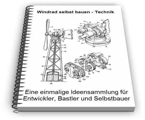 Windrad Windgenerator Windenergie Technik Entwicklungen