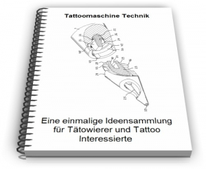 Tätowiermaschine Tattoomaschine Technik und Design