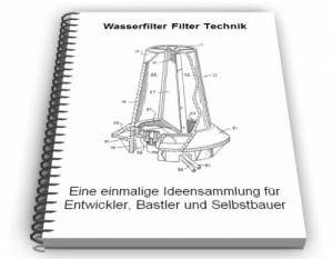 Wasserfilter Filter Technik Entwicklungen und Design