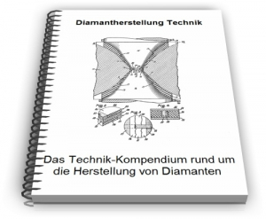 Diamantherstellung Diamanten herstellen Diamant Technik