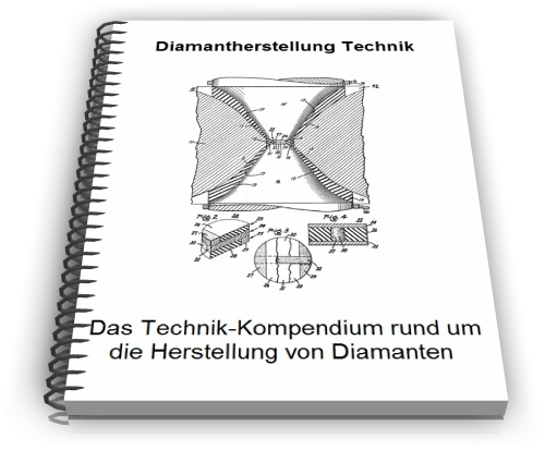 Diamantherstellung Diamanten herstellen Diamant Technik