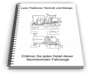 Lanz Traktoren Technik Entwicklungen und Design