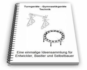 Turngeräte Gymnastikgeräte Technik Entwicklungen Design