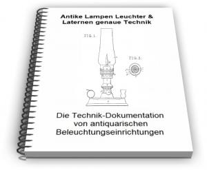 Antike Lampen Leuchter Laternen Technik Entwicklungen
