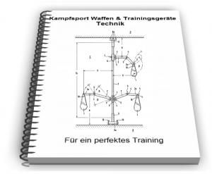 Kampfsport Waffen Trainingsgeräte Technik Entwicklungen