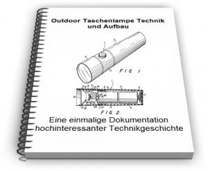 Outdoor Taschenlampe Technik Entwicklungen und Design