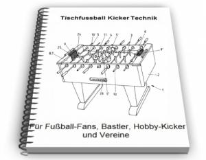 Tischfussball Kicker Technik Entwicklungen und Design
