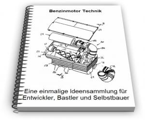 Benzinmotor Benzin Motor Technik und Entwicklungen