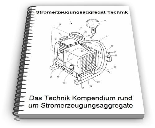 Stromerzeugungsaggregat Notstromaggregat Technik