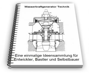 Wasserkraftgenerator Wasserkraft Generator Technik