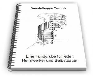 Wendeltreppe Wendeltreppen Wendel Treppe Technik