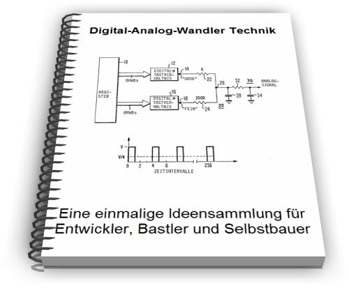 Digital-Analog-Wandler Digital Analog Wandlung Technik