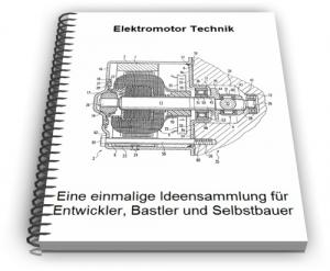 Elektromotor Elektro Motor Technik und Entwicklungen