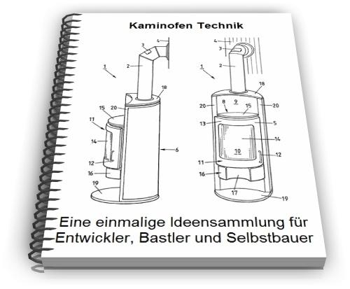 Kaminofen Kamin Ofen Öfen Technik und Entwicklungen