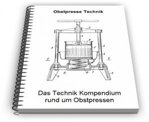 Obstpresse hydraulische Obst Presse Technik Entwicklungen