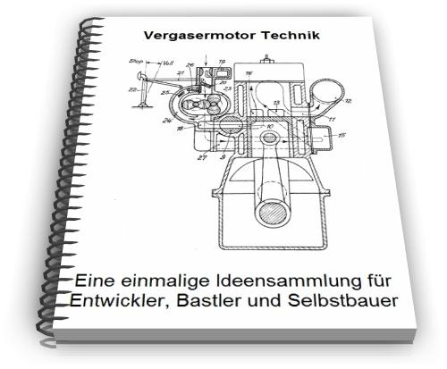 Vergasermotor Vergasermotoren Technik und Entwicklungen