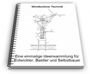 Windturbine Wind Turbine Rotoren Windturbinen Technik