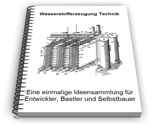 Wasserstofferzeugung Wasserstoff Erzeugung Technik